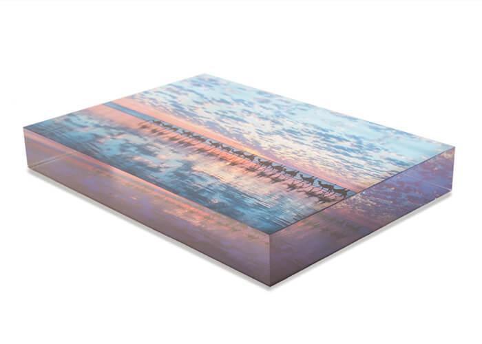 Print On Demand Acrylic Blocks | Gooten
