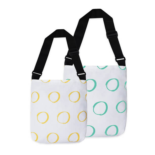 Adjustable Strap Totes