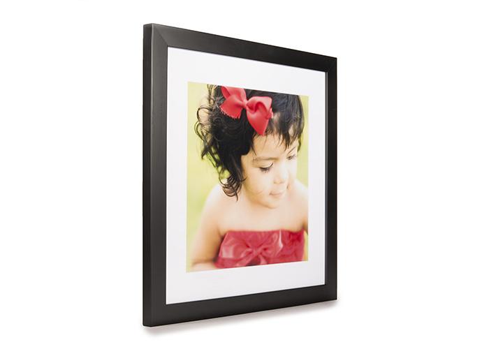 black frame image