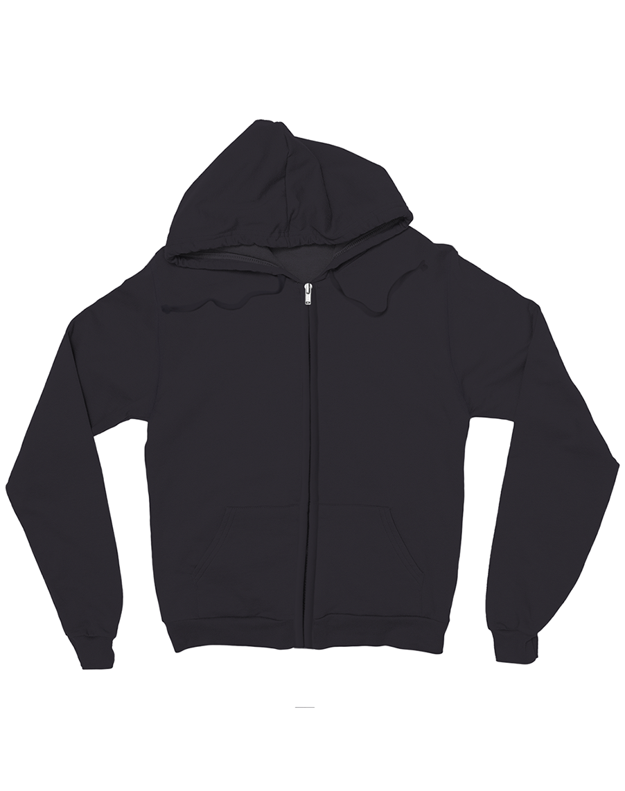 Independent SS4500Z Midweight Zipped Hoodie