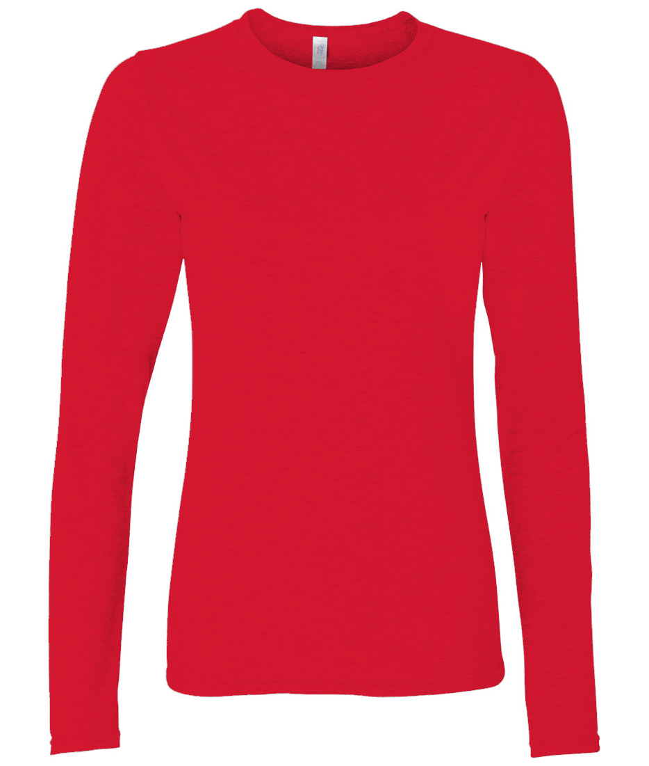 Gildan 64400L Softstyle Long Sleeve T-Shirt