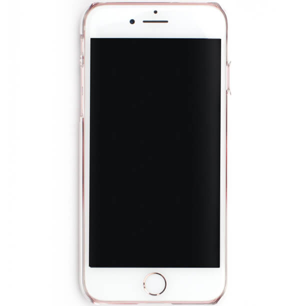 iphone6 transparent matte 2 image