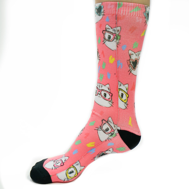 Print On Demand Socks | Gooten