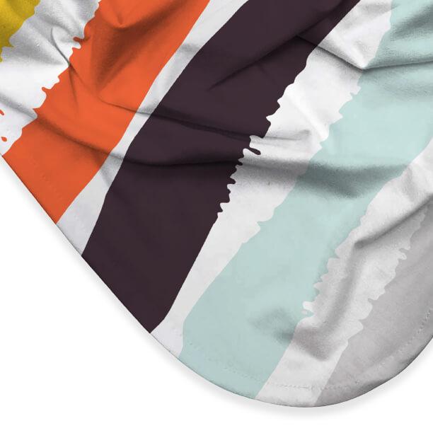Print On Demand Swaddle Blankets   Gooten
