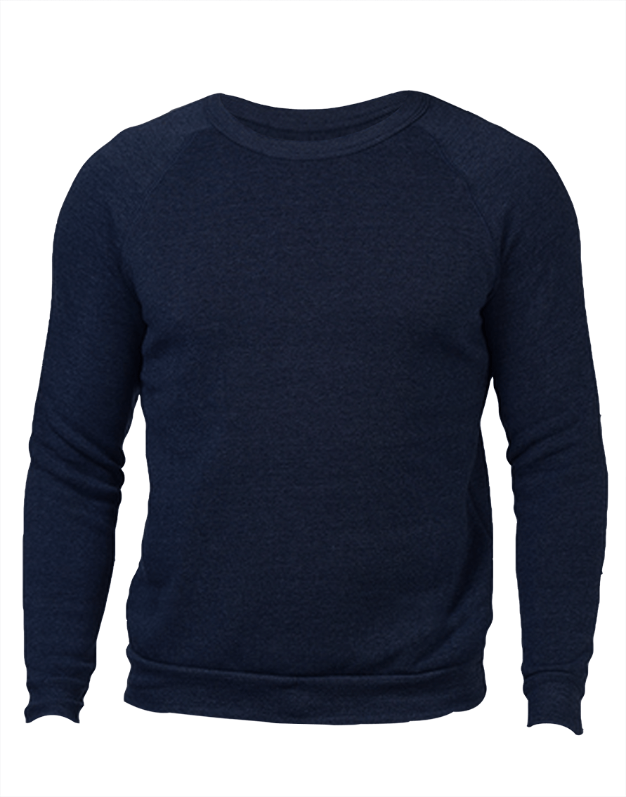 Alternative Apparel 9575 Eco-Fleece Crew Neck Sweatshirt