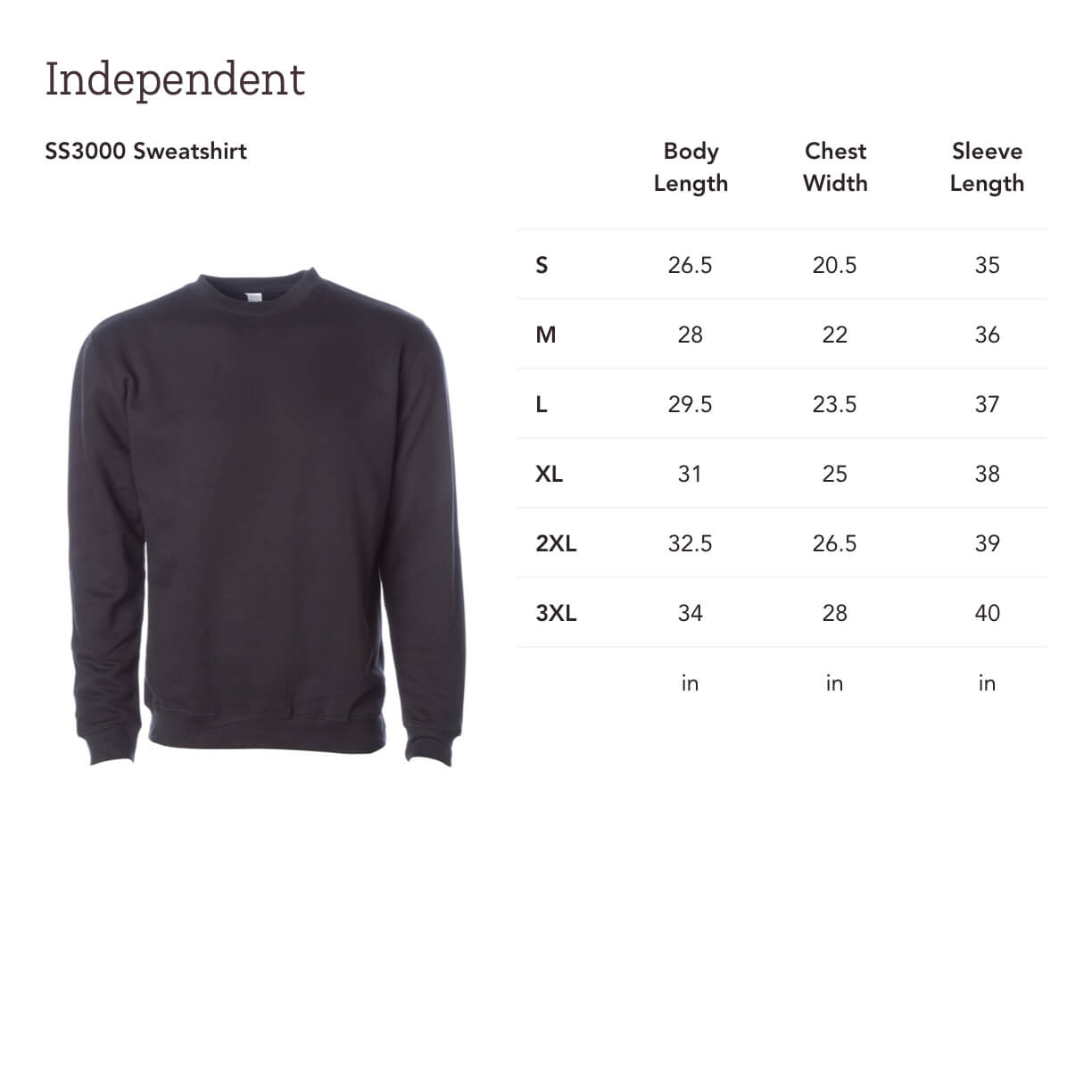 c812f351 This Men's basic crewneck is made with cotton/polyester blend fleece,  generous fit, and quality construction. Features 1x1 ribbing at the collar,  cuffs, ...