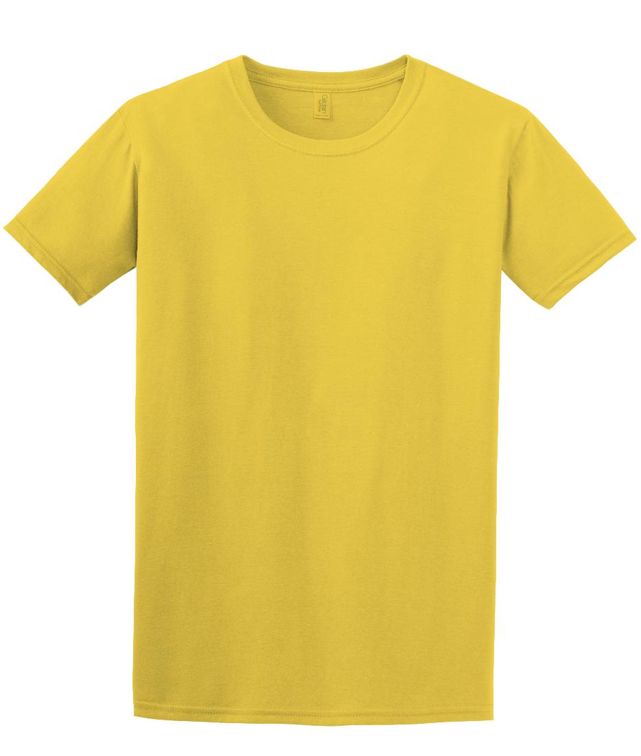 Gildan 64000 SoftStyle Short Sleeve Crew Neck