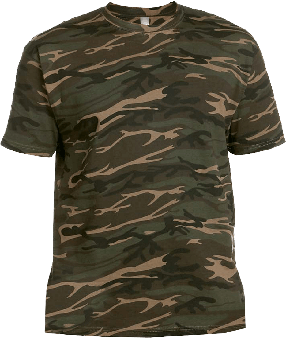 Anvil 939 Camouflage Tee