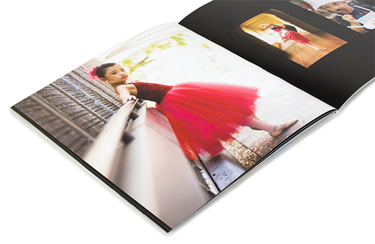 Print Softcover Photobooks Online