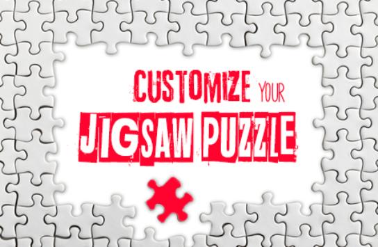 Print DIY Puzzles Online
