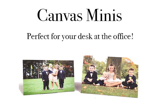Print Canvas Minis Online