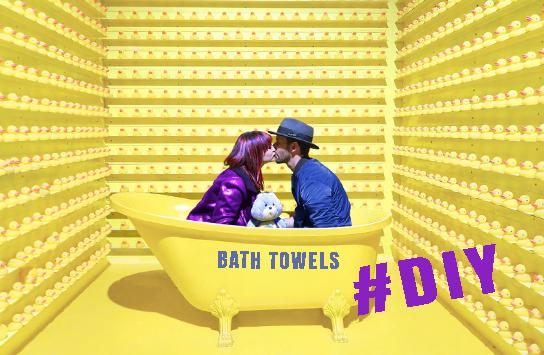 Print Bath Towels Online