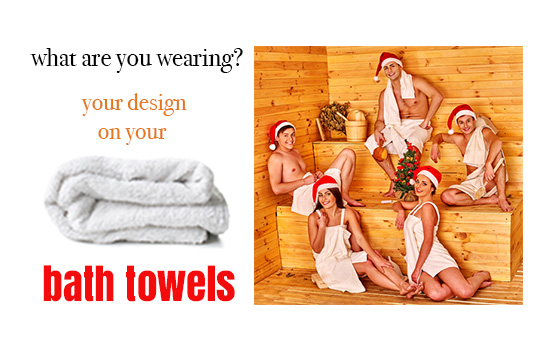 Print Bath Towels Online