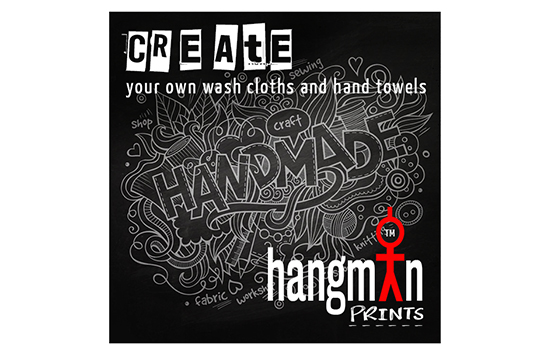Print Wash Cloths & Hand Towels Online