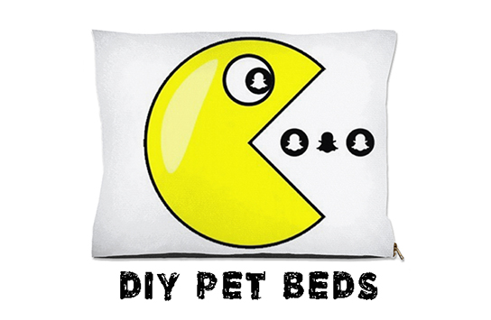Print DIY Pet Beds Online
