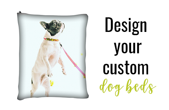 Print Dog Beds Online