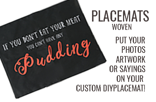 Print Woven Placemats Online