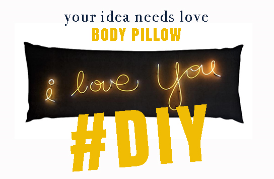 Print Body Pillows Online