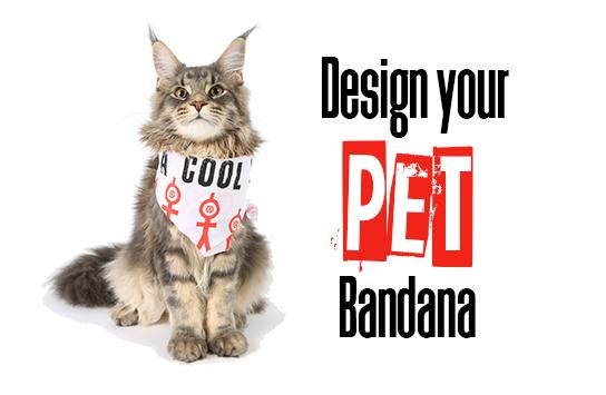 Print Pet Bandanas Online