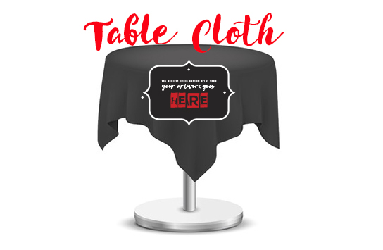 Print Tablecloths Online