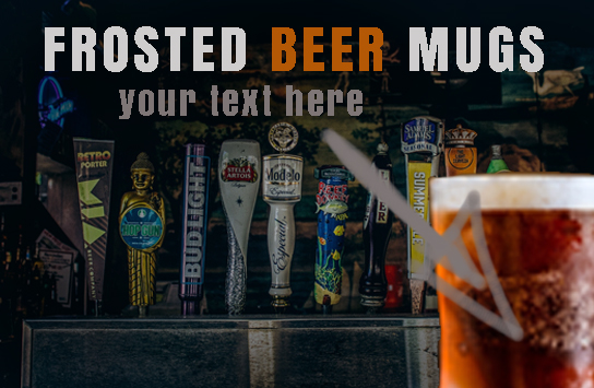 Print Beer Mugs Online