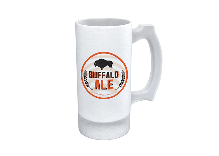 frosted mug image