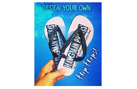 Print Flip Flops Online