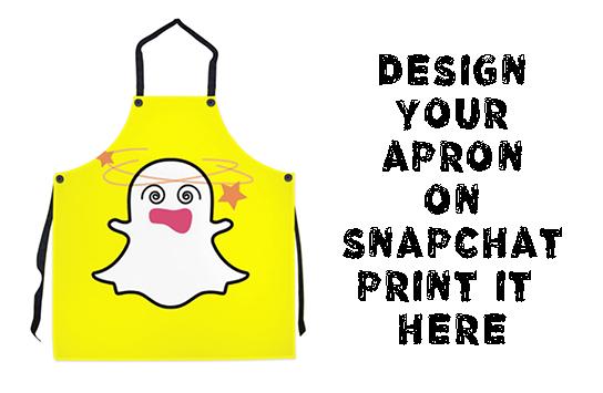 Print DIY Aprons Online