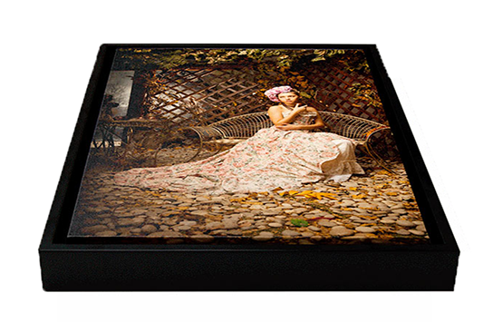 Print Framed Leather Gallery Wraps Online