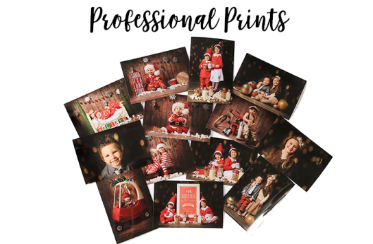 Print Professional Prints Online