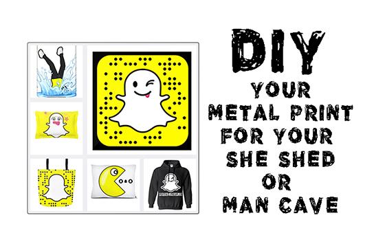 Print DIY Metal Prints Online