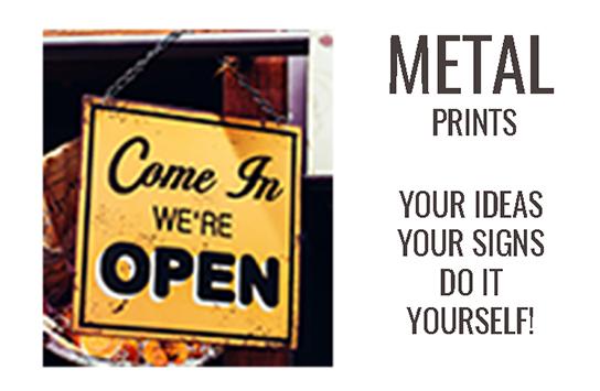 Print Metal Prints Online