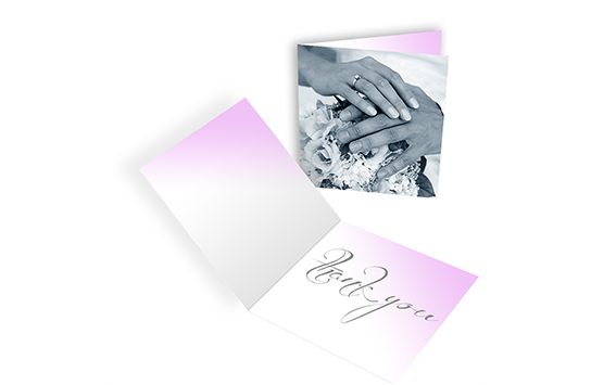 Print Folded Cards Online