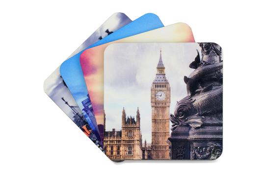 Print DIY Coasters Online
