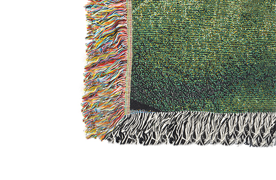 Print Woven Blankets Online
