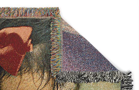 Print Woven Blankets Online